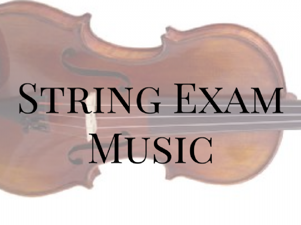 String Exam Music
